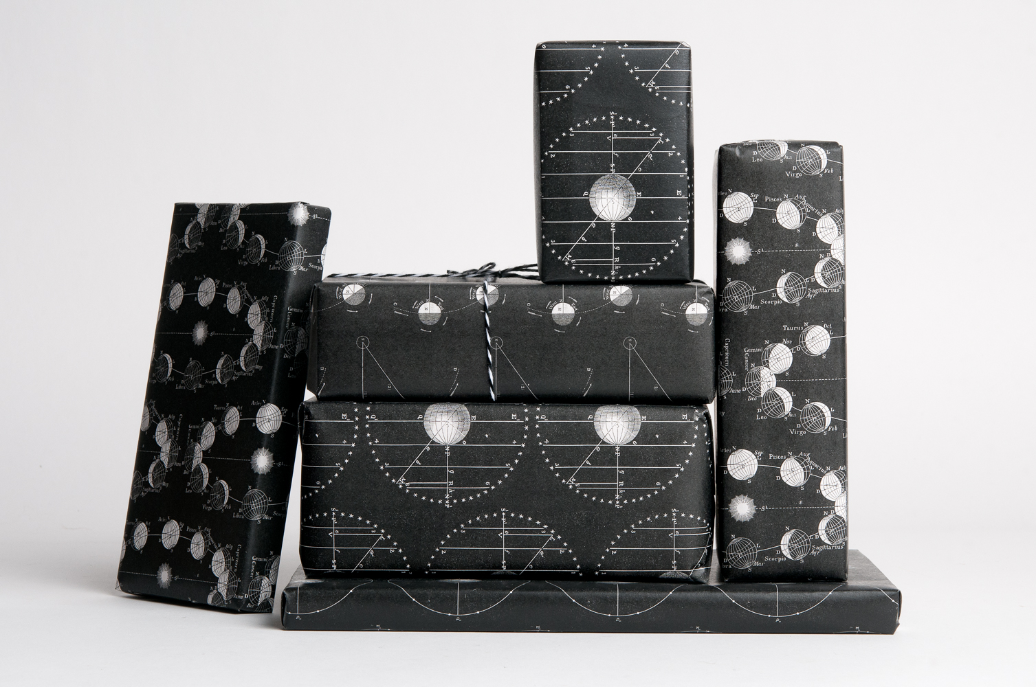 Astronomy Wrapping Paper