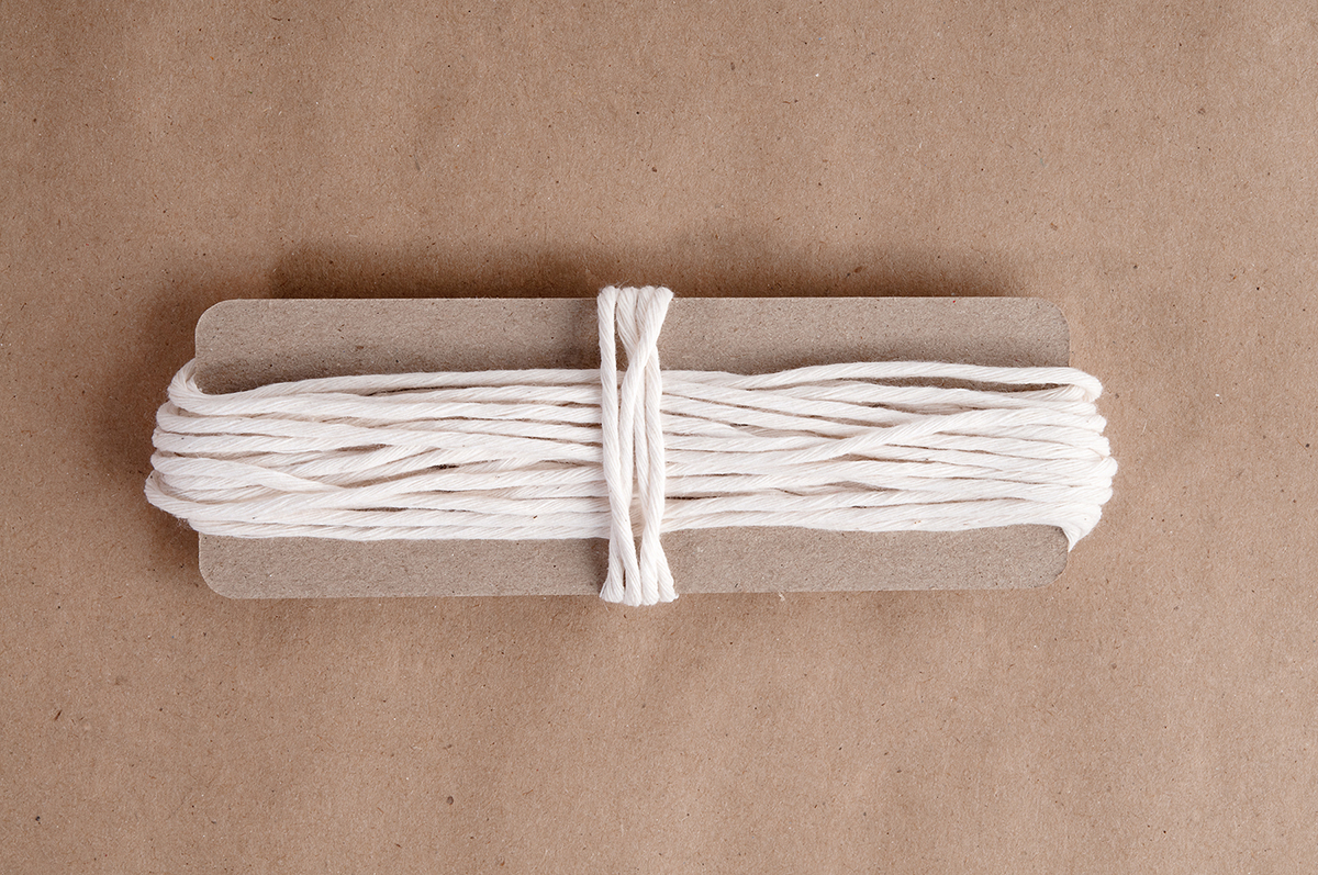 wrapping paper twine