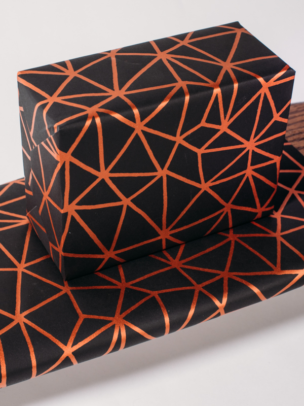 Organic Geometry / Black-Copper