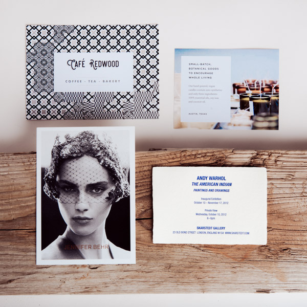 Postcards & Insert Cards