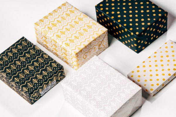 Winter Collection Gift Wrap