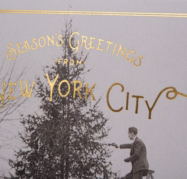 Season's Greetings from New York City