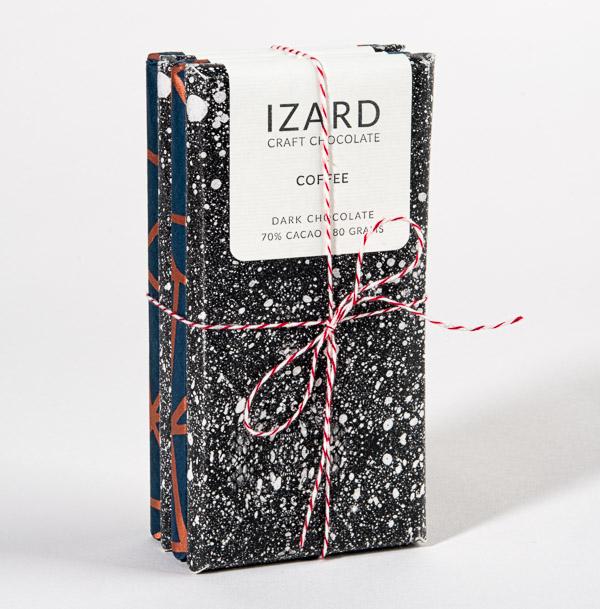 Screen-print Chocolate Packaging Wrap