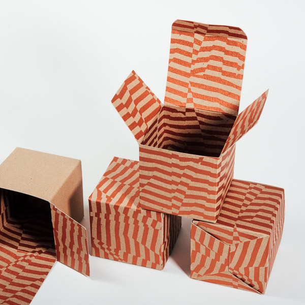 Screen Printed Boxes, Candle Box, Boxes, Die Cut, Die-Cut