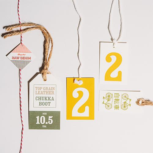 Hang Tags Custom Print Tag