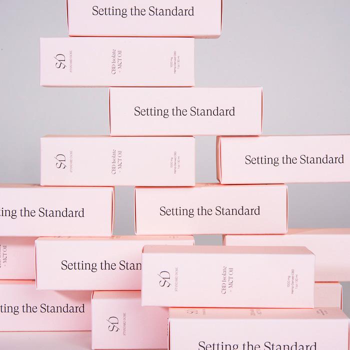 Standard Dose CBD Carton