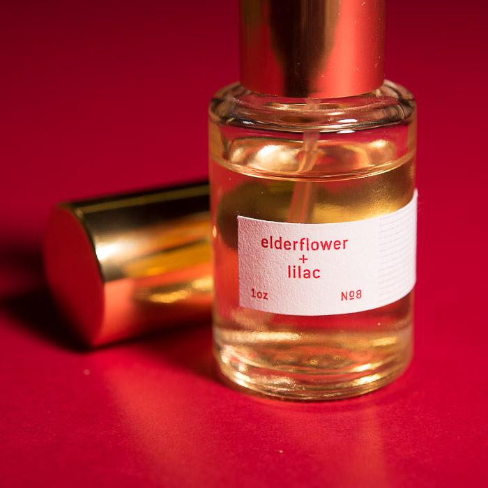 Custom Printed Perfume Bottle Label