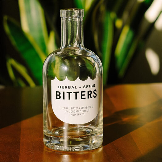 Clear Glass Bottle Printing | Norman's Printery
